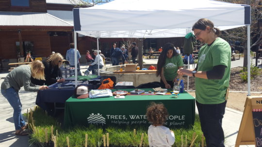 Earth Day Celebration at New Belgium Brewery
