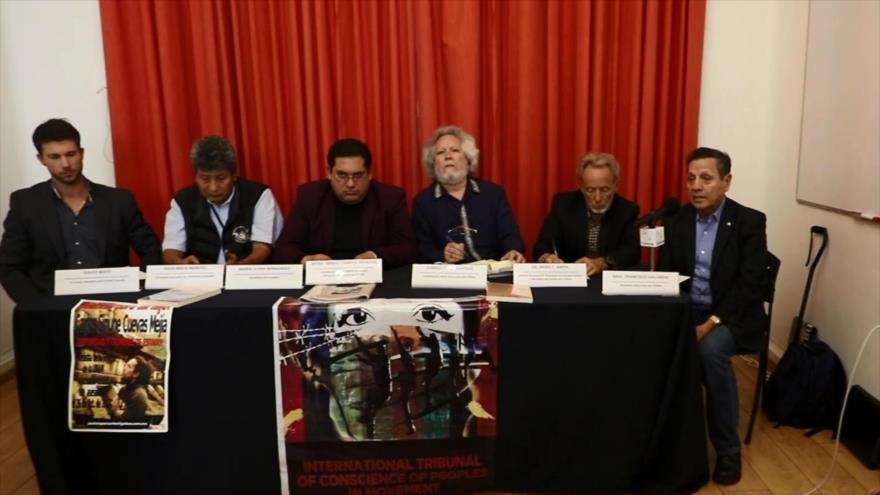 Press conference in Mexico City (Aug. 20, 2018)