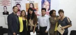 Press conference Mexico City (Wallace Case, June)