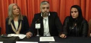 Press conference Mexico City (Casique Case, Sept)