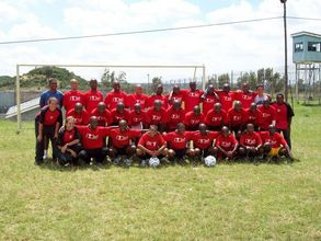 The Leeuwkop Academy Team