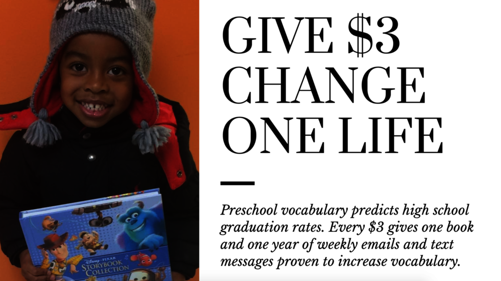 Literacy Program for NYC Children