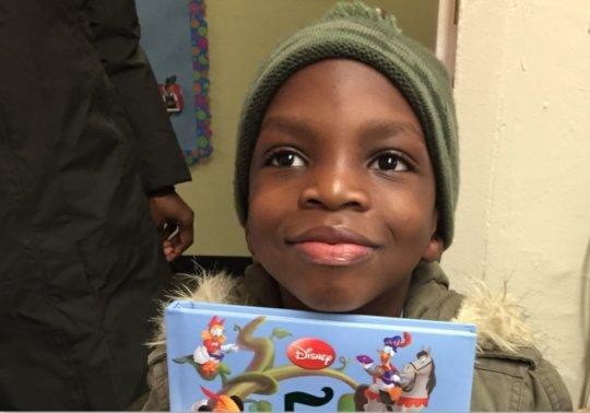 Literacy Program for NYC Children