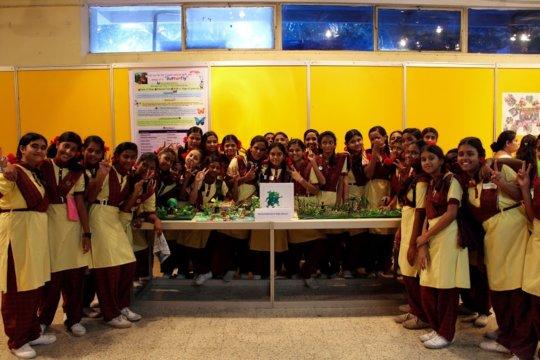 Maheshtala Girls School Green Rhinos