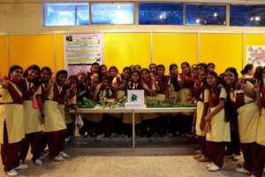 Maheshtala Girls School Green Rhinos
