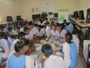 Green Rhinos in Odisha creating their projects