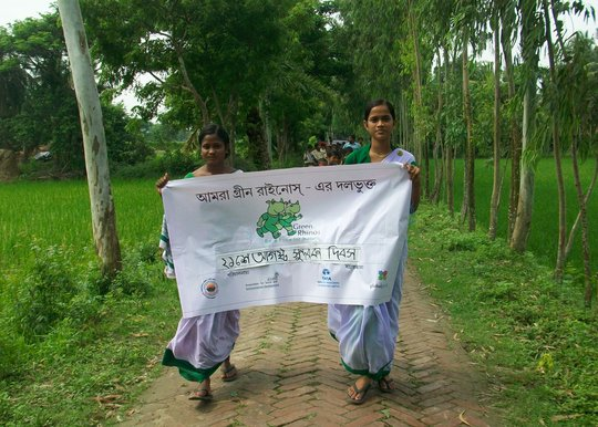 Create 5,000 Youth Nature Leaders by December 2016