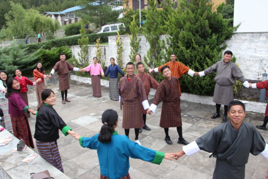 Empower Bhutan's Citizens to Engage in Democracy