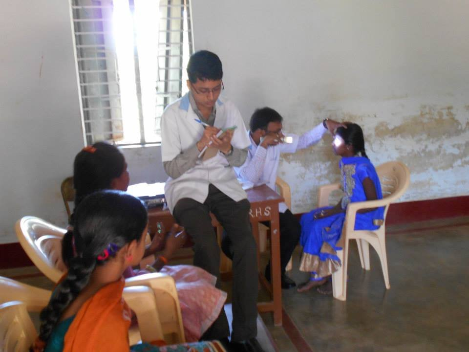 The VIIO Child Eye Care Project