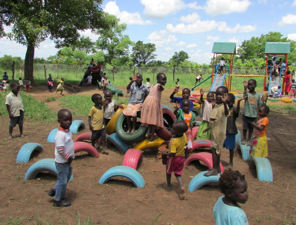 Reports On Build A School Playground For 500 Ugandan Children Globalgiving