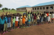 Build a School Playground for 500 Ugandan Children