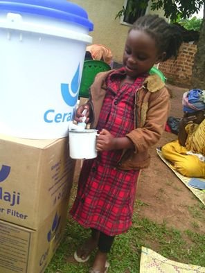 Provide safe and clean water to 10 primary schools