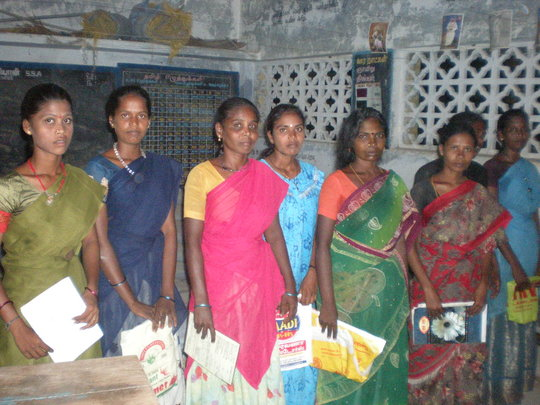 Beneficiaries group