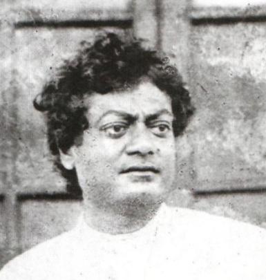 Swami Vivekananda, Ramakrishna's main disciple.