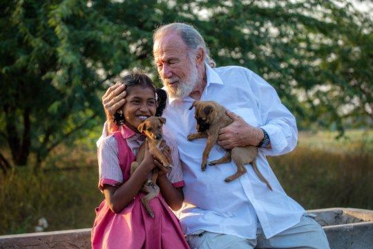 My absolute favorite...Vishwa's daughter, Leslie.