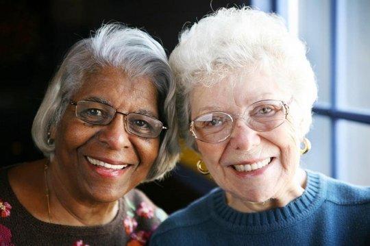 Elder Women Participatants