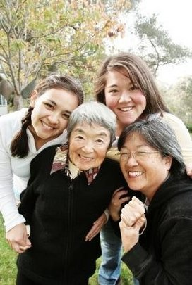Elder Women with Younger Allies