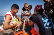 Emergency Relief for Refugees Arriving in Europe