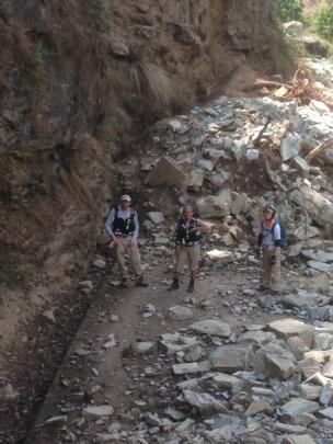 Search Operations - Nepal - 2015