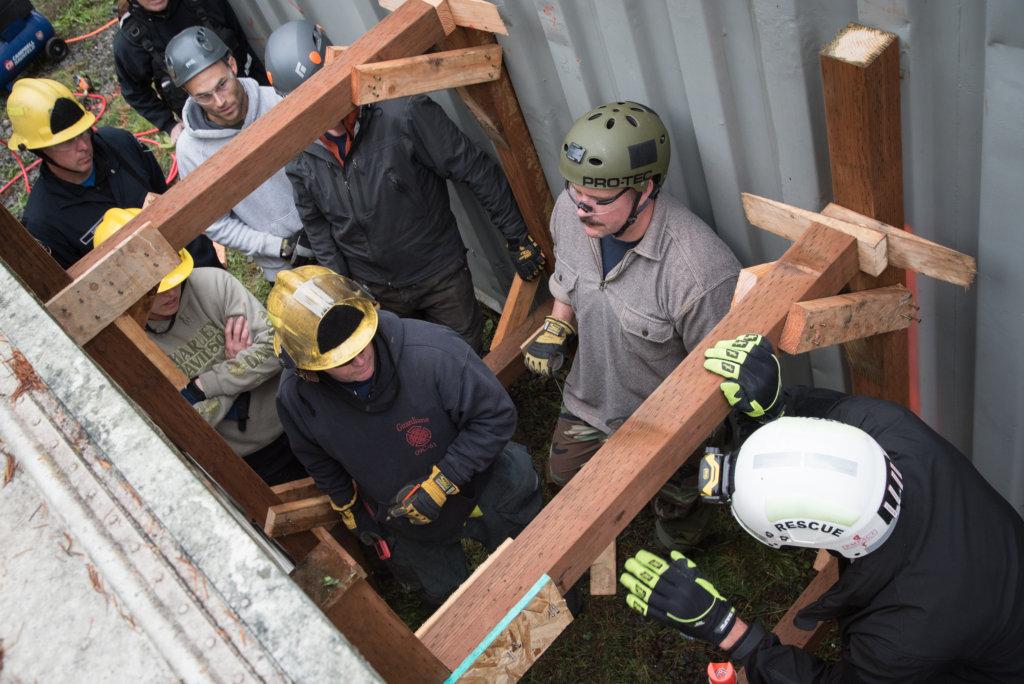 Rescue: First 48! Disaster Rescue Initiative