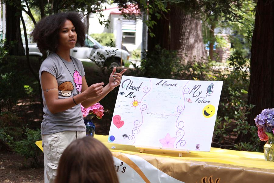 Gisella Williams, Program Participant