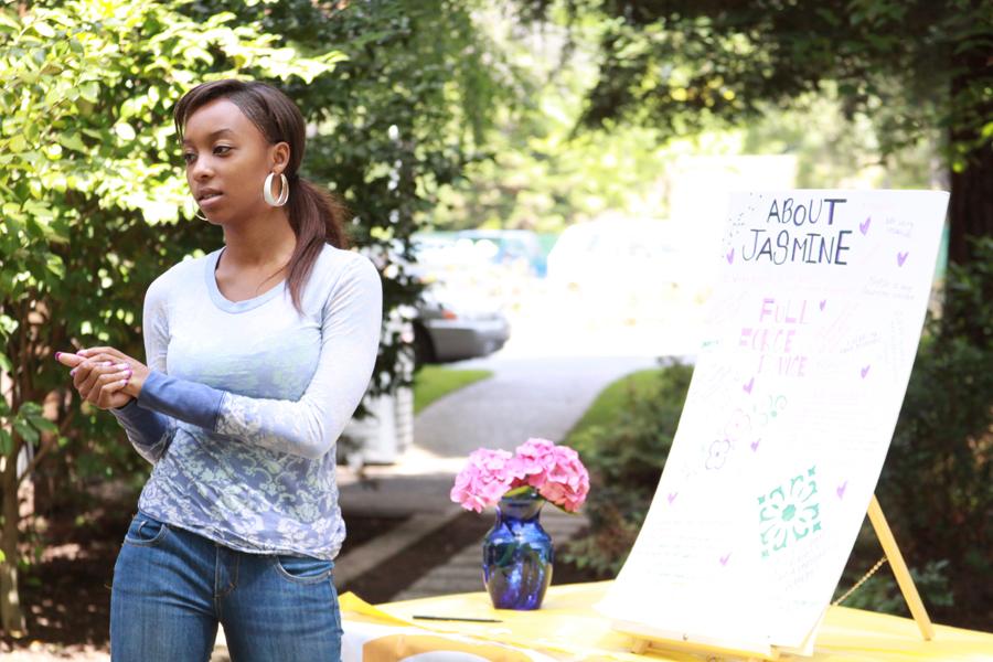 Jasmine Robinson, Program Participant