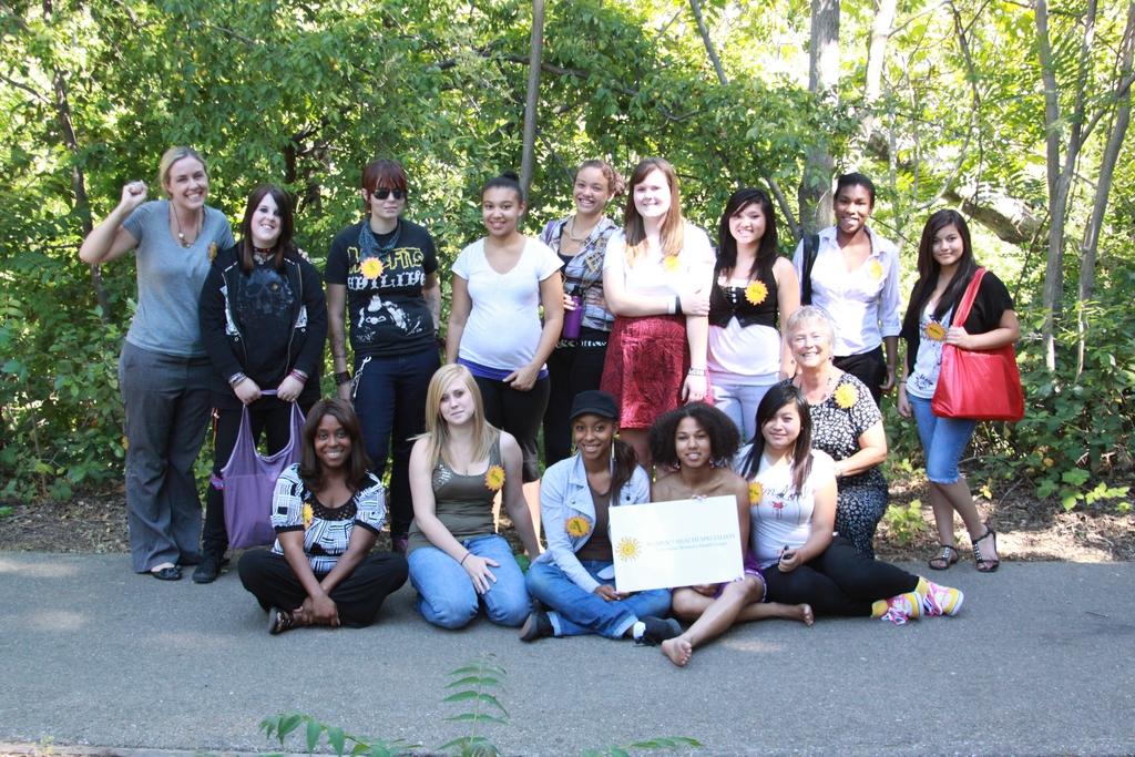 YWLP Participants - Summer 2010