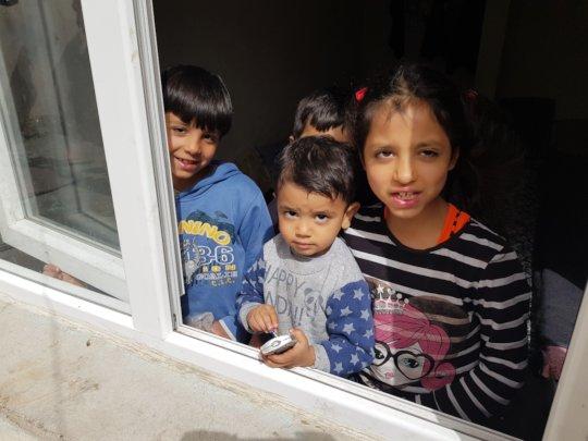 CARE Responds to the Refugee Crisis