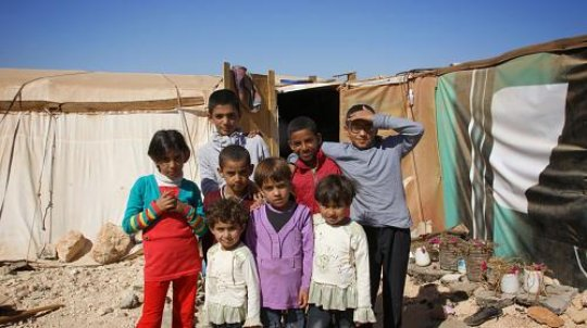 Syrian Refugee Crisis: CARE at the front lines