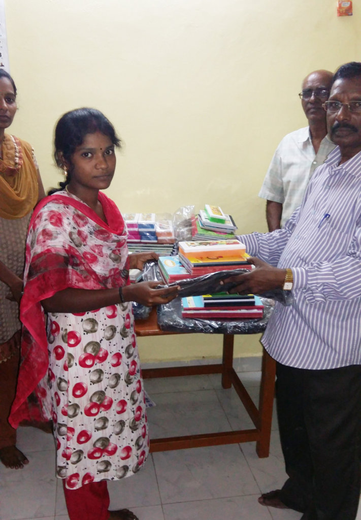 Higher education to 310 remote rural girls