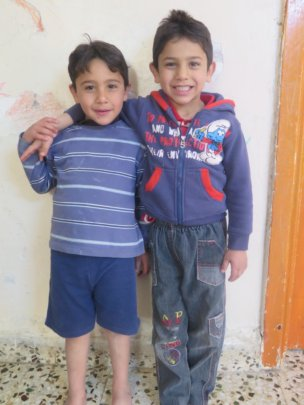 Help Syrian Refugees to Help Themselves