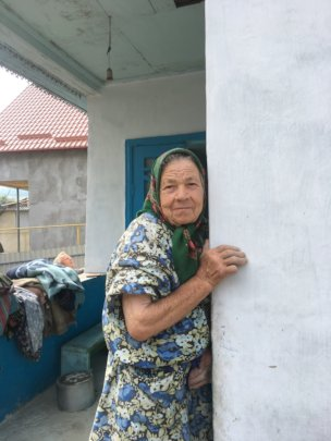 Help 250+ Vulnerable Elderly in Moldova
