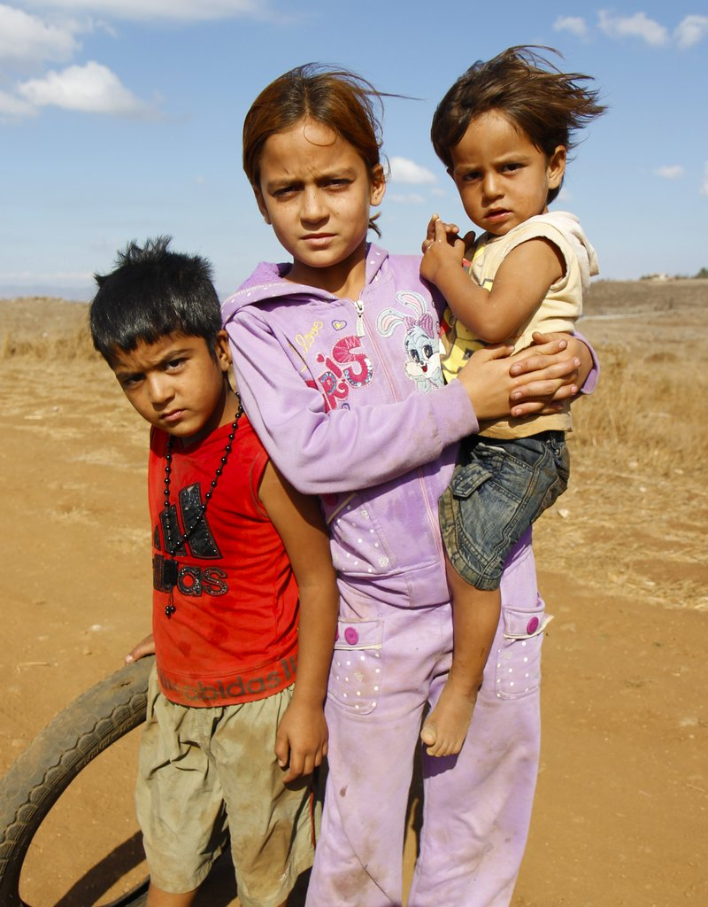 Help Strengthen the Resilience of Syrian Refugees
