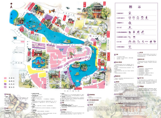 Beijing Friends of Nature - ShiChaHai Green Map
