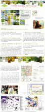 """Green Map in 'Little Things"""" magazine, May 2010"""