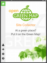 Green Map's Mobile Site Collector will debut soon