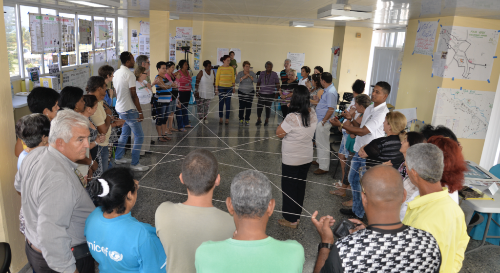 Weaving a web of positive change from China 2 Cuba