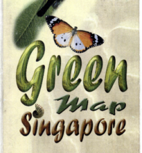 The original Singapore Green Map, 2002