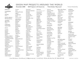 Current List of Participating Communities (PDF)