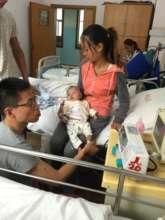 Screening saved this boy's life