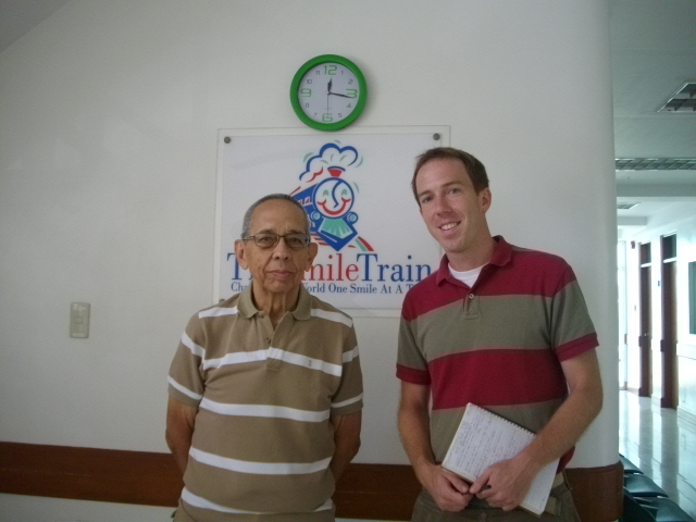 President of PBM Jesus Perez Cardenas