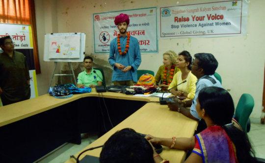 Workshop ON Women Rights