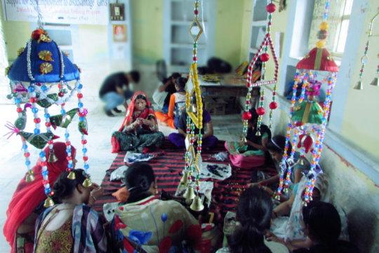 Handicraft skills Training Center