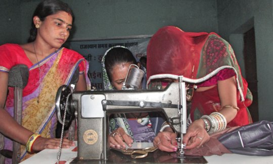 Empower Young Women With Skills !!