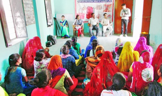 Vocational Education School Inauguration