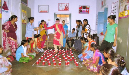 Empower Young Women With Life Skill