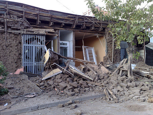 Emergency Earthquake Medical Aid to Chile