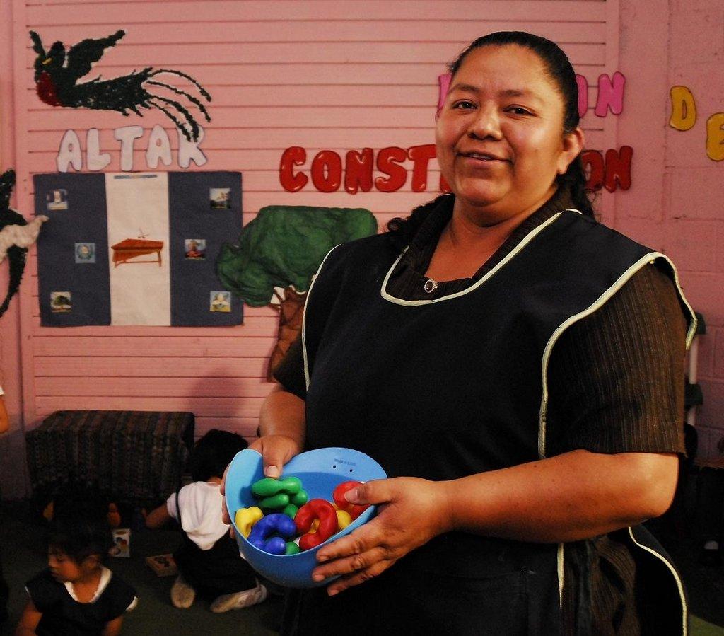 Educate 200 Children in Guatemala City