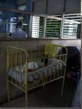Heartbreaking crib conditions