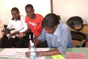 Girls Counselling Course on progress